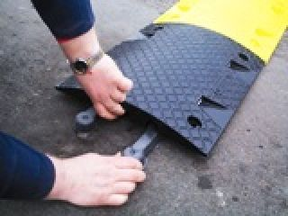 Semi Moulded Speed Bumps